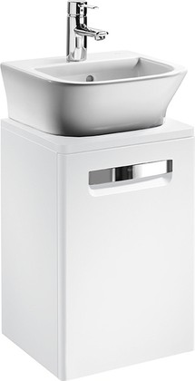 Модуль для раковины белый, 44.5см Roca The GAP zru9302735