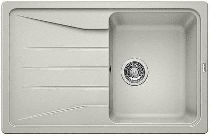 Кухонная мойка оборачиваемая с крылом, гранит, жемчужный Blanco SONA 45 S 519668