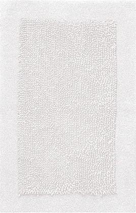 Коврик для ванной 60x90см белый Kleine Wolke MAGIC 5526114556