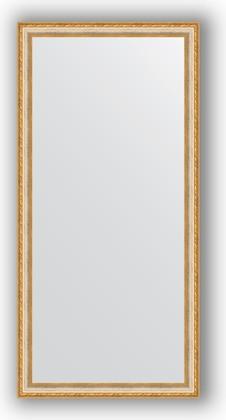 Зеркало в багетной раме 75x155см версаль кракелюр 64мм Evoform BY 3333