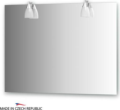 Зеркало со светильниками 100х75см Ellux ROM-A2 0213