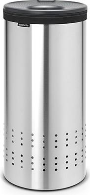 Бак для белья стальной матовый 30л Brabantia 102288