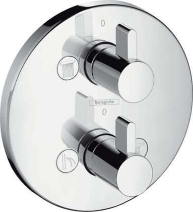 Запорный/переключающий вентиль ¾', хром Hansgrohe iControl S 15955000