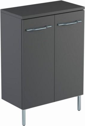 Шкаф средний 60см напольный, 2 двери 60х32х88см Verona Area+ AA413