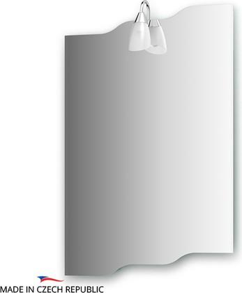 Зеркало со светильником 60х90см Ellux CLA-A1 0431