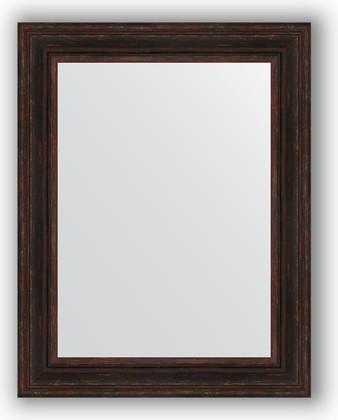 Зеркало в багетной раме 72x92см темный прованс 99мм Evoform BY 3190