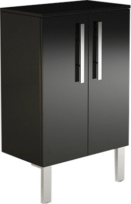 Шкаф средний напольный, 2 двери 60х34х96см Verona Lusso LS414