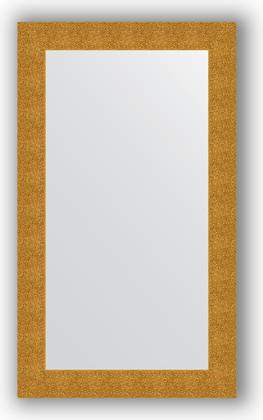 Зеркало в багетной раме 70x120см чеканка золотая 90мм Evoform BY 3214