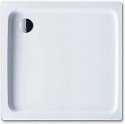 Душевой поддон 100x100см белый, с полистироловой подушкой и противоскользящим покрытием дна Kaldewei DUSCHPLAN 392-2 4402.3500.0001