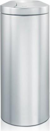 Несгораемая корзина для бумаг 30л сталь матовая Brabantia 378621