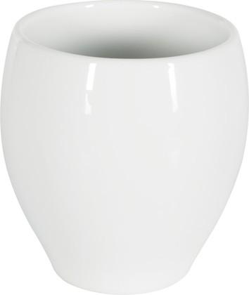 Стакан керамический белый Spirella BALI 1018089