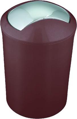 Контейнер для мусора 5л коричневый Spirella SAVANNA 1003549