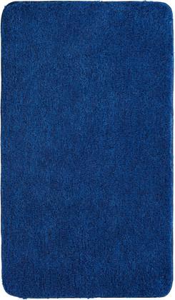 Коврик для ванной 50x80см тёмно-синий Grund LEX 2622.11.4247