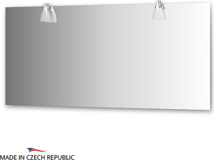 Зеркало со светильниками 160х75см Ellux ROM-A2 0219
