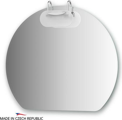 Зеркало со светильником 80х70см, Ellux MOD-I1 0024