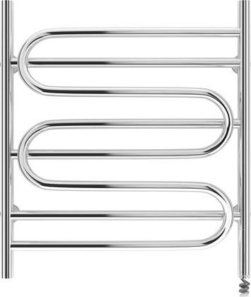 Полотенцесушитель электрический, 700х600мм Сунержа Иллюзия 00-0545-7060