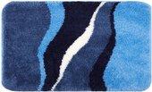 Коврик для ванной 60x100см синий Grund ANCONA b68316077