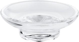 Мыльница, стекло Grohe ESSENTIALS 40368000