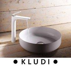 Смесители Kludi для отдельностоящих раковин-чаш