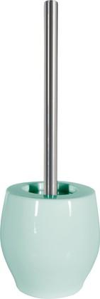 Ёрш с керамической светло-голубой подставкой Spirella BALI 1018169