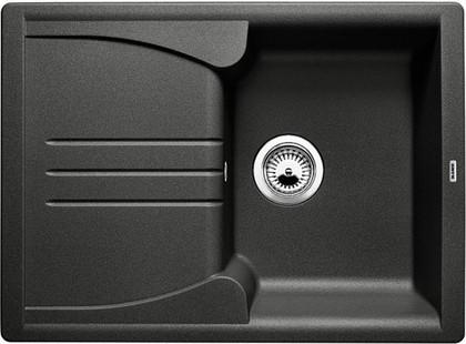 Кухонная мойка оборачиваемая с крылом, гранит антрацит Blanco ENOS 40 S 513799