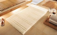 Коврик для ванной комнаты 50x60см натуральный Kleine Wolke SAHARA 5469 433 202