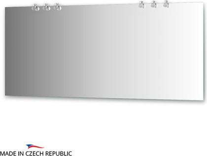 Зеркало 170х75см со светильниками Ellux CRY-B6 0220