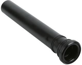 Удлинение для подвесного унитаза 300мм чёрное Grohe 37105K00