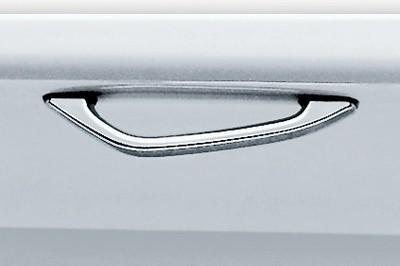 Комплект ручек для стальных ванн, хром Kaldewei BASIC STAR 5878.7000.0999