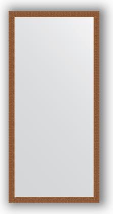 Зеркало в багетной раме 71x151см мозаика медь 46мм Evoform BY 3323