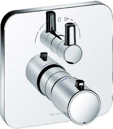 Термостат для ванны встраиваемый, хром Kludi E2 498300575