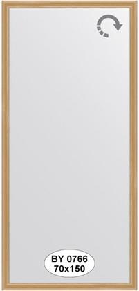 Зеркало 70x150см в багетной раме клён Evoform BY 0766