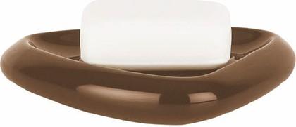 Мыльница коричневая Spirella ETNA SHINY 1016118