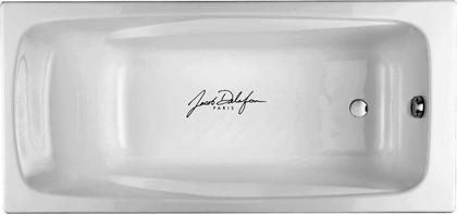Ванна чугунная 180x85см, Antislip Jacob Delafon REPOS E2904-00
