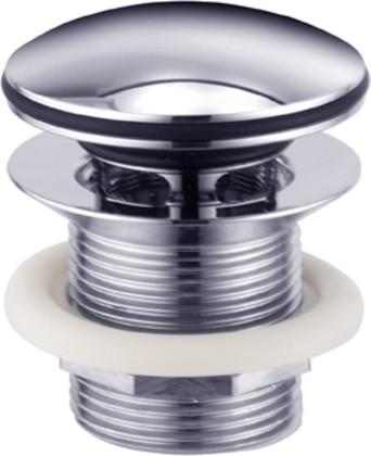 Система слива-перелива для умывальника без перелива, хром Kludi NEW WAVES 1042205-00