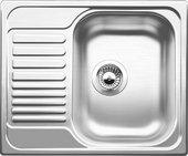 Кухонная мойка оборачиваемая с крылом, нержавеющая сталь матовой полировки Blanco TIPO 45 S mini 516524
