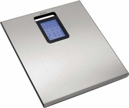 Весы электронные напольные 160кг/100гр матовая сталь Brabantia 419768