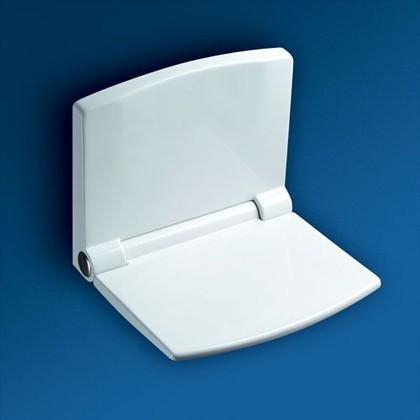 Сиденье для душа откидное, микролифт Sanit Lifestyle 54.002.01..0000