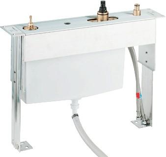 """Скрытая часть для термостата для ванны на 4 отверстия, 3/4"""" Grohe 34086000"""