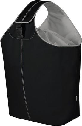 Сумка для белья 40л чёрная Spirella MAXI-BAG 1017866