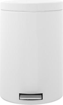 Мусорный бак 20л с педалью, MotionControl, белый Brabantia 482724