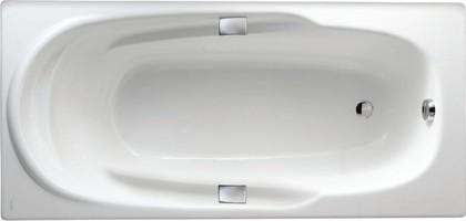 Ванна чугунная 170x80см с отверстиями для ручек, Antislip Jacob Delafon ADAGIO E2910-00