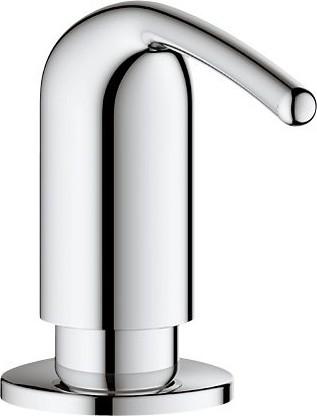 Дозатор для жидкого моющего средства, хром Grohe ZEDRA 40553000