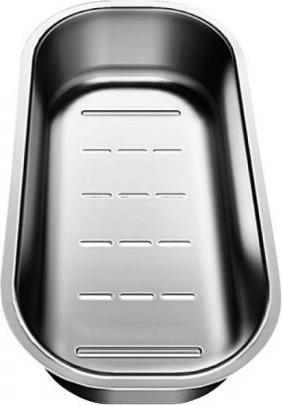 Коландер для CLASSIC PRO 45 S-IF из нержавеющей стали, 357х182х75мм Blanco 225253