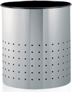 Корзина для бумаг 7л сталь матовая Brabantia 332005