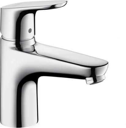 Смеситель однорычажный на бортик ванны, хром Hansgrohe Focus E² 31931000