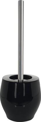 Ёрш с керамической чёрной подставкой Spirella BALI 1018096