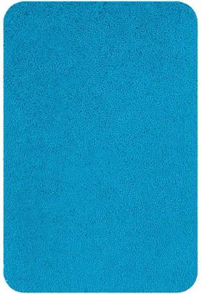 Коврик для ванной 60x90см голубой Spirella HIGHLAND 1014178