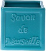 Стакан керамический голубой Spirella SAVON DE MARSEILLE 4007270
