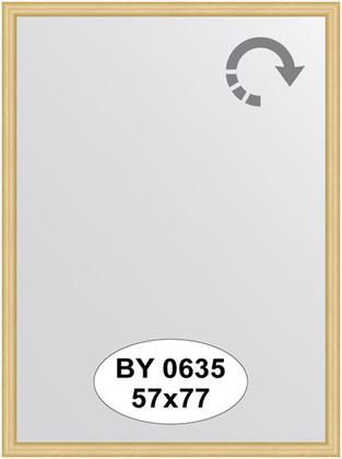 Зеркало 57x77см в багетной раме сосна Evoform BY 0635
